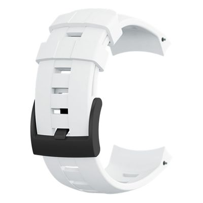 Suunto Ambit3 Vertical Silicone Watch Strap-White