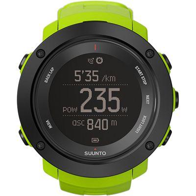 Suunto Ambit3 Vertical Sports Watch-Green-Speed