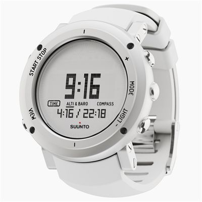 Suunto Core ALU Pure Outdoor Sports Watch Side