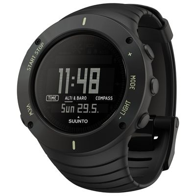 Suunto Core Ultimate Sports Watch - Perspective View