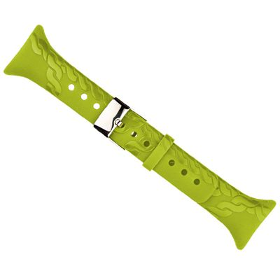 Suunto M2 Rope Pattern Ladies Watch Strap - Lime