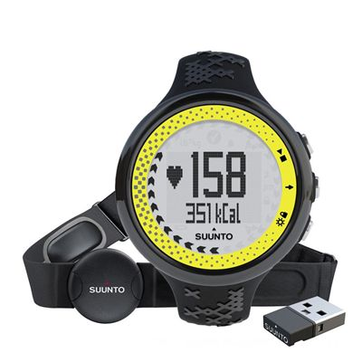 Front View with heart rate monitor