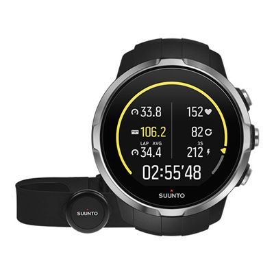 Suunto Spartan Sport Heart Rate Monitor-Black