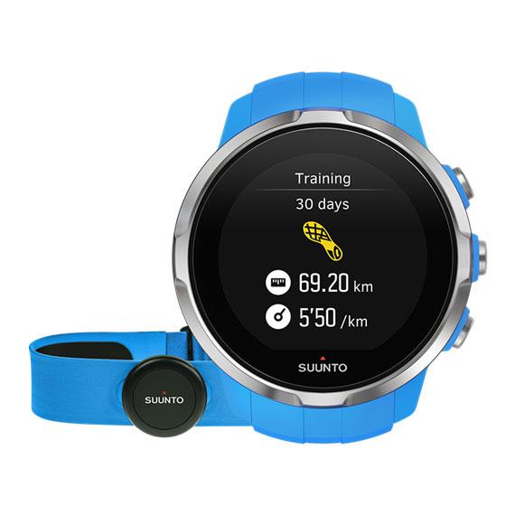 Suunto Spartan Sport GPS Heart Rate Monitor  Blue