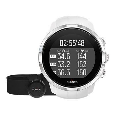 Suunto Spartan Sport Heart Rate Monitor-White