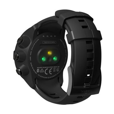 Suunto Spartan Sport Wrist Heart Rate - Black2