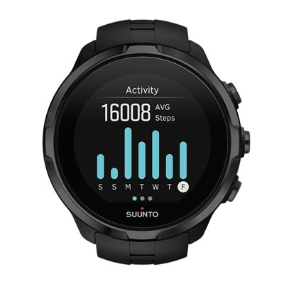 Suunto Spartan Sport Wrist Heart Rate - Black4