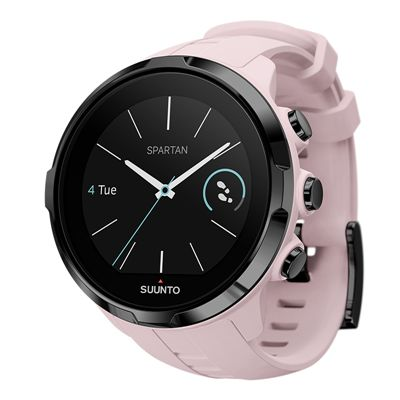 Suunto Spartan Sport Wrist Heart Rate Monitor - Pink