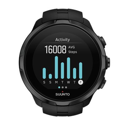 Suunto Spartan Sport Wrist Heart Rate Monitor with Belt - Black1