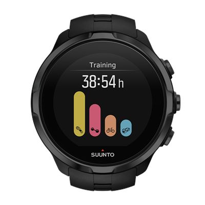 Suunto Spartan Sport Wrist Heart Rate Monitor with Belt - Black2