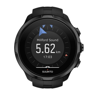 Suunto Spartan Sport Wrist Heart Rate Monitor with Belt - Black3