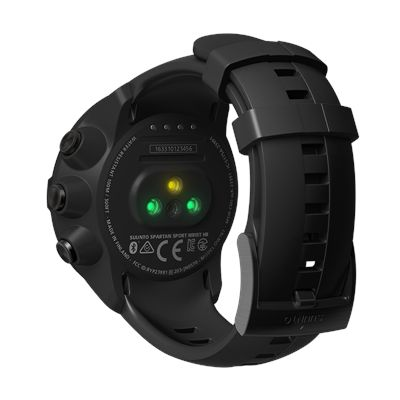 Suunto Spartan Sport Wrist Heart Rate Monitor with Belt - Black6