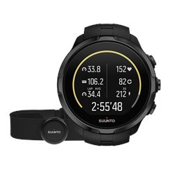 Suunto Spartan Sport Wrist Heart Rate Monitor with Belt