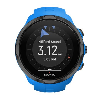 Suunto Spartan Sport Wrist Heart Rate Monitor with Belt - Blue3