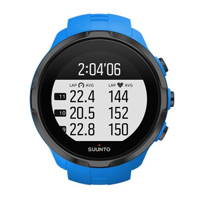 Suunto Spartan Sport Wrist Heart Rate Monitor with Belt - Blue4
