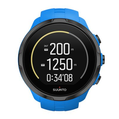 Suunto Spartan Sport Wrist Heart Rate Monitor with Belt - Blue5