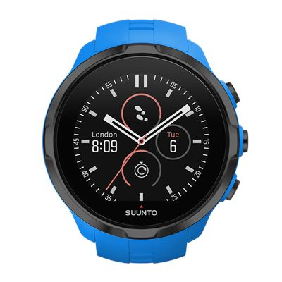 Suunto Spartan Sport Wrist Heart Rate Monitor with Belt - Blue6