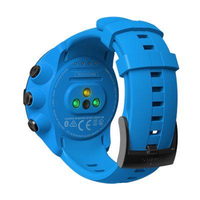 Suunto Spartan Sport Wrist Heart Rate Monitor with Belt - Blue8