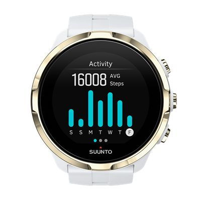 Suunto Spartan Sport Wrist Heart Rate Monitor with Belt - Gold1