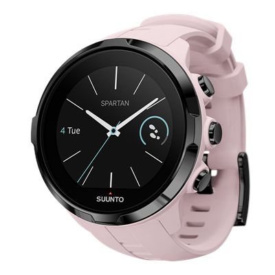 Suunto Spartan Sport Wrist Heart Rate Monitor with Belt - Pink5