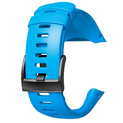 Suunto Spartan Trainer Wrist Heart Rate Monitor Replacement Strap - Blue