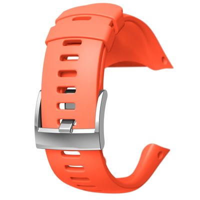 Suunto Spartan Trainer Wrist Heart Rate Monitor Replacement Strap - Coral