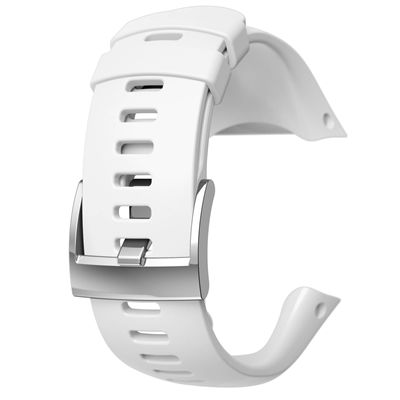 Suunto Spartan Trainer Wrist Heart Rate Monitor Replacement Strap - White