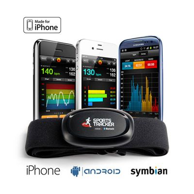 Suunto Sports Tracker HRM2 Heart Rate Sensor-Smartphones