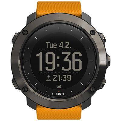 Suunto Traverse Sports Watch-Orange-Additional