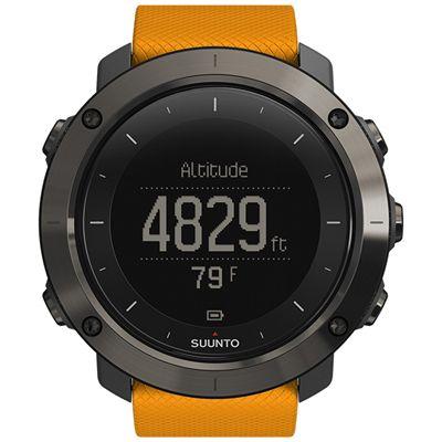 Suunto Traverse Sports Watch-Orange-Altitude