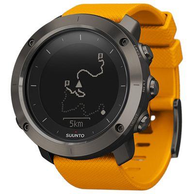 Suunto Traverse Sports Watch-Orange