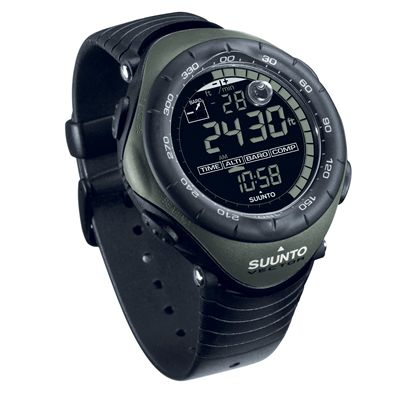 Suunto Vector Outdoor Sports Instrument Military Green Side