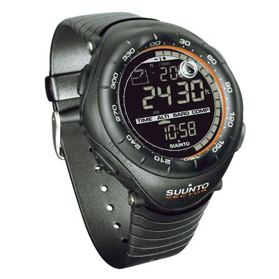 Suunto Vector Outdoor Sports Instrument X-Back Side