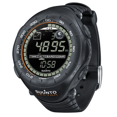 Suunto Vector Outdoor Sports Instrument  X-Black