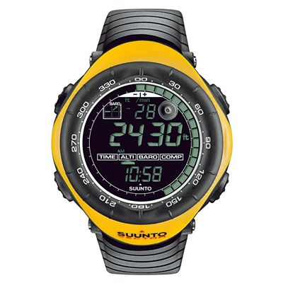 Suunto Vector Outdoor Sports Instrument Yellow