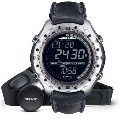 Suunto X-Lander Outdoor Sports Instrument Black