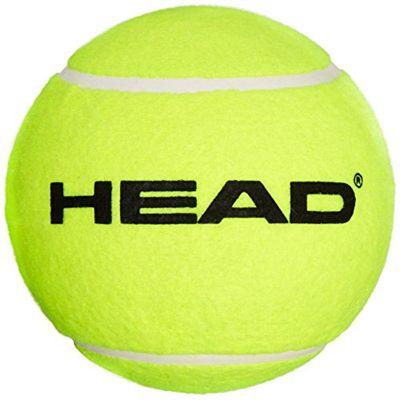 Sweatband.com Head Team Tennis Balls - 12 Dozen - Ball - Head Logo