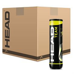 Sweatband.com Head Team Tennis Balls - 12 Dozen