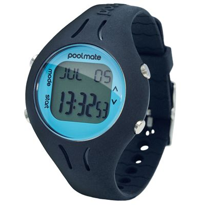 Swimovate PoolMate Computer Sports Watch - black