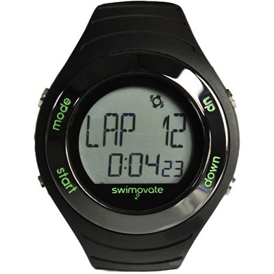 Swimovate Pool Mate Live Swim Watch with Download Clip Image