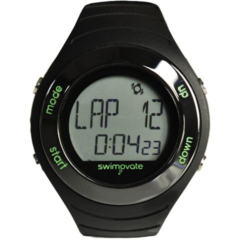 Swimovate Pool Mate Live Swim Watch with Download Clip