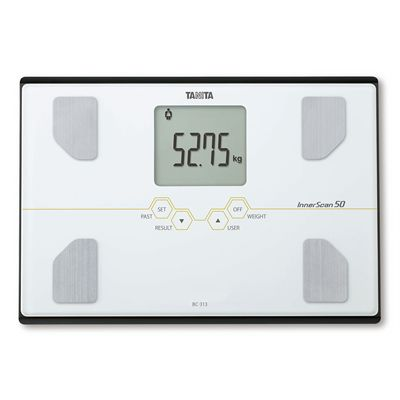 Tanita BC-313 Glass Body Composition Monitor