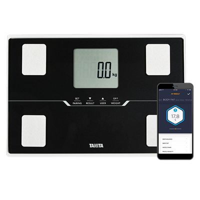 Tanita BC-401 Bluetooth Body Composition Monitor - App