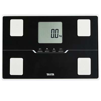 Tanita BC-401 Bluetooth Body Composition Monitor - Black