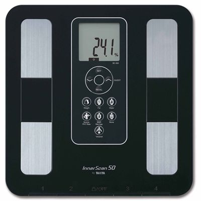 Tanita BC351 Super Slim Body Composition Monitor - Image