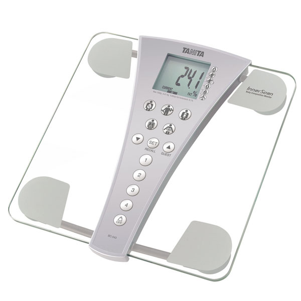 Tanita BC543 Body Composition Monitor