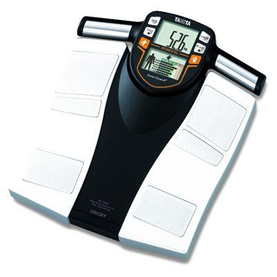Tanita BC545 Segmental Body Composition Monitor Angle View