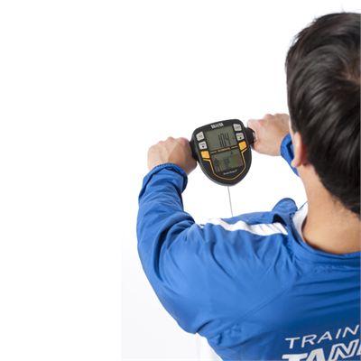 Tanita BC545 Segmental Body Composition Monitor In Use
