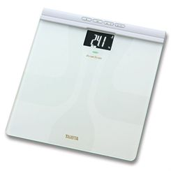 Tanita BC582 Glass Body Composition Monitor with FitPlus Scale