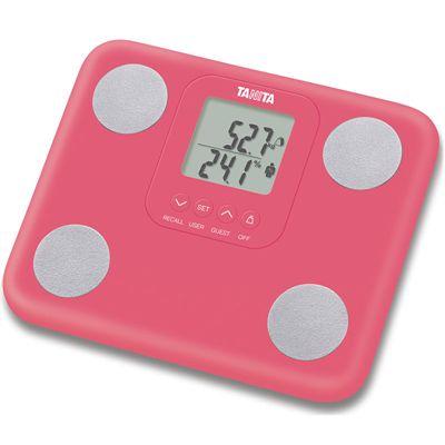 Tanita BC730G Body Composition Monitor - Pink